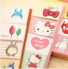 New Hello Kitty Memo Notebook Pad Post it Sticky Notes 1 pc
