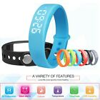 3D LED Calorie Pedometer Smart Wrist Band Bracelet Watch Tracker Kids 5 Colors
