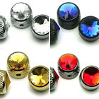Gem top Metal Knob 4 knobs