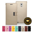 GOOSPERY® Rich Diary Flip Wallet Case Cover For Samsung Galaxy Note 3 Neo N7505