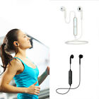 Wireless Bluetooth 4.1 Sports Headset Headphone Earphones Mic for iPhone 7