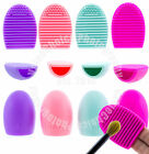 New Makeup Brush Cleaners Cosmetic Finger Glove Scrubber Silicone Cleaning Tool