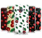 CHERRY PRINT COLLECTION HARD MOBILE PHONE CASE COVER FOR SAMSUNG GALAXY J1 2016 £4.95 GBP on eBay