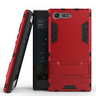 Shock Proof Hybrid Case With Stand Cover Skin For Sony Xperia X Compact F5321