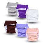Reusable Adjustable Adult Cloth Diaper Nappy Incontinence Diaper Bedwetting Pant