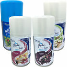 3 X GLADE AUTOMATIC SPRAY REFILLS AIR FRESHENER HOME OFFICE CHOOSE SCENT