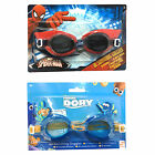 DISNEY 3D GOGGLES SPIDERMAN FINDING DORY KIDS CHILDREN SWIMMING FUN HOLIDAY