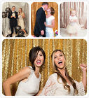 8ftx10ft Gold Sequin Backdrop,Sequin Backdrop Photo Booth Sequin Background