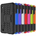 2in1 Heavy Duty Armor Stand Case For LG X-POWER Back Cover Shockproof Rugged New
