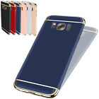 Thin Shockproof Armor Hybrid Hard Case Cover For Samsung Galaxy S7 / Edge S8 +