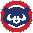 CHICAGO CUBS Logo ~ Window WALL DECAL * Vinyl Car STICKER ~ ANY COLORS