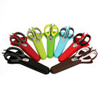 Stainless Steel 7 in 1 Multifunctional Kitchen Scissors with Magnetic Holder