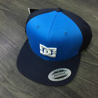DC SHOES Cappello Snappy   blu   snapback