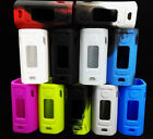 Silicone Sleeve for Wismec RX 300 TC Vape Skin Case Cover Holder Reuleaux RX300