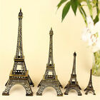 Bronze Eiffel Tower Paris France Table Display Stand Wedding Cake Stand Topper