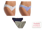 TOMMY HILFIGER Classic Cotton Logo Bikini Panty - 4 Pack Assorted