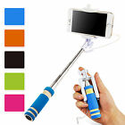 Universal Mini Extendable Self Portrait Selfie Handheld Stick Monopod For Phone