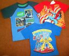 *SUPER HEROS* T-SHIRTS SIZE 12M-4T, BRAND NEW. FREE SHIPPING!