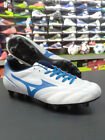 Football boots shoes Mizuno Cleats Monarcida NEO MD FG 2017 White