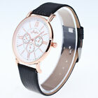 New Geneva Classic Luxury Women Stainless Steel Analog Quartz Analog Wrist Watch