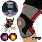 New CFR Knee Support Copper Infused Compression Sleeve Brace Joint Pain US DD