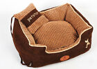 Top comfortable luxury pet EXTRA LARGE DOG BED Waterloo/kennel/doghouse/cattery