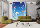 3d Lovely Color Fishes 3199 Wallpaper Decal Decor Home Kids Nursery Mural Home