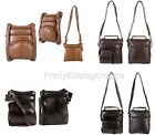New Genuine Soft Leather Ladies Cross Body Shoulder Bag Real Small Womens