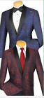 Single breasted 1 button shawl collar sport coat (Pants not Included) BT-01