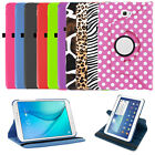 Внешний вид - Premium Folding PU Leather Case Cover For Samsung Galaxy TAB A 7.0 8.0 9.6 10.1