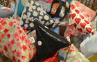 ZIPPED TRIANGULAR COIN PURSES MADE IN QUALITY OILCLOTH FABRICS - CATH KIDSTON