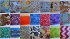 BARGAIN BOLT ENDS Cotton Fabric Choose from this Variety Listing