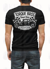 HERREN T-SHIRT HOT ROD TORQUE BROS | HOT ROD | ROCKABILLY | OLD TIMER | US | V8