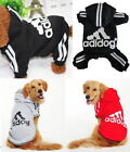 Внешний вид - Puppy Small & Large Pet Dog Winter Apparel Clothes Jacket Shirt Hoodie Jumpsuit