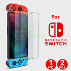 2X 1X Premium Tempered Glass Screen Protector HD Film For Nintendo Switch 2017