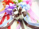 17cm fine Large Pull bow Wedding Car Decorations Xmas Gift Wrap party Floristry