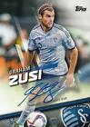 2016 Topps Major League Soccer Base Card Autograph Serial Numbered /350 or Less