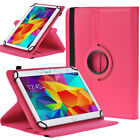 Universal 360 Rotating Case Cover for 10 Inch Tablet Samsung Tab A S LG G Pad