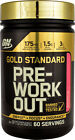 Optimum Nutrition Gold Standard Pre-Workout 60 Servings New
