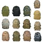 40L Military Tactical Backpack Outdoor Travel Bags Hiking Camping Rucksacks New