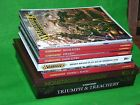 WARHAMMER FANTASY BATTLE BOOKS AND GAME SUPPLEMENTS MULTI-LISTING