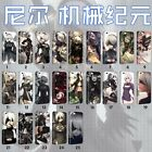 NieR:Automata 2B Case cover For Iphone 4/4s 5/5s 6/6s 6plus 7/7plus 25 patterns