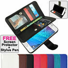 Leather Flip Case Wallet PU Stand Cover for Samsung Galaxy J1, J16 2016 & Mini