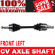 FRONT LEFT CV Joint Axle Shaft For SCION XB 2008 2009 2010 2011 2012 2013