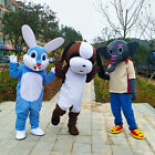 New【TOP SALE】Easter Bunny Mascot Costume DOG/RABBIT/ELEP