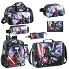 Star Wars SAGA Backpack Rucksack Travel Duffel Wash School Holiday Bag Pencil