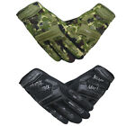 Outdoor Men's Wear Army Military Tactical Gloves Outdoor Cycling Full Finger US