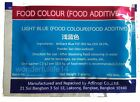 FOOD COLOUR ( FOOD ADDITIVE ) SAFE FOR FOOD , BLUE FOOD COLORING FROM THAILAND