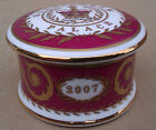 THE ROYAL COLLECTION - BUCKINGHAM PALACE, PILL BOXES / TRINKET POTS SELECTION.