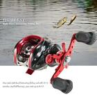 11+1BB 6.3:1 Bearings Right Hand Fishing Reel Bait Casting Baitcasting K3S5